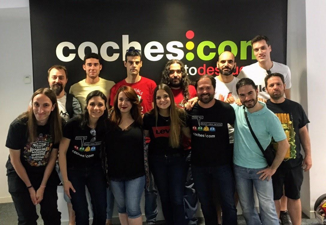 Team Coches
